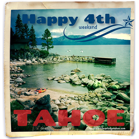 Summer at Lake Tahoe